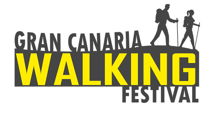 Logotipo Gran Canaria Walking Festival