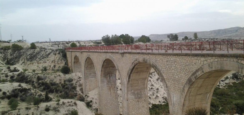puente sobre rambla
