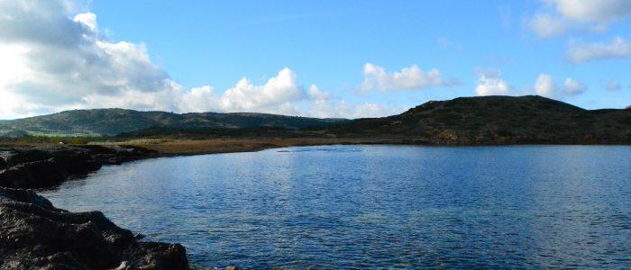 Bahía de rocas