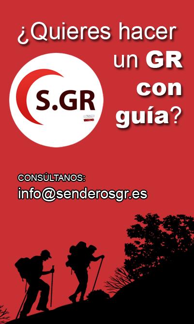 ¿Quieres hacer un GR con un guía?