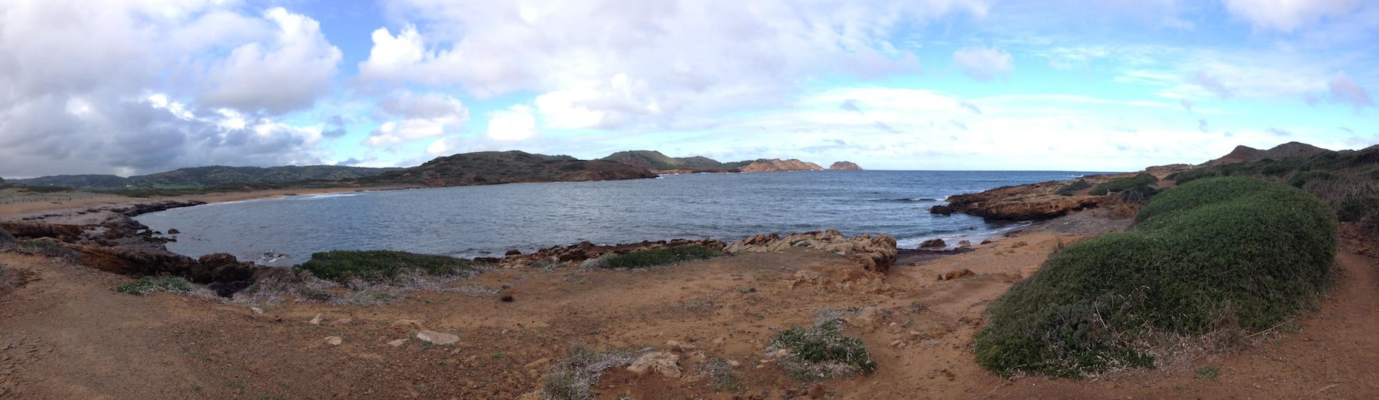 Etapa 5, playa Binimel·là