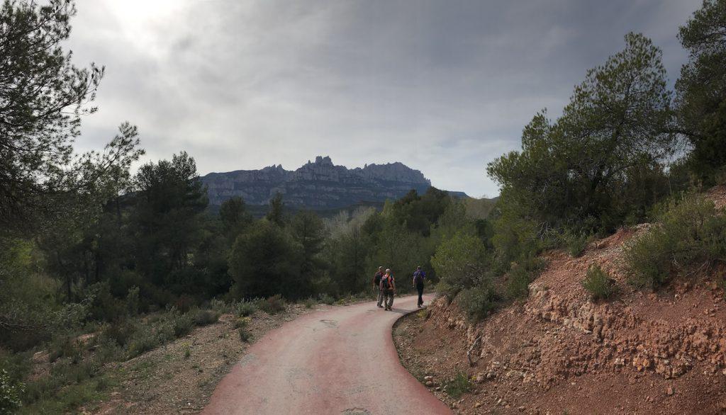 Skyline de Montserrat