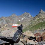 Pirineos con marca GR reto
