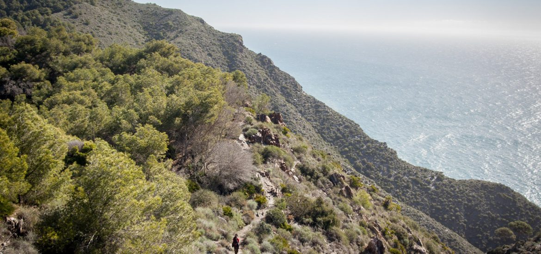 Costa murciana del GR92