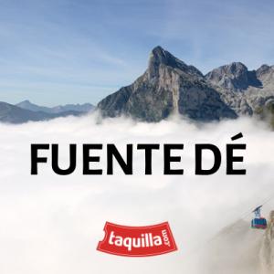 Teleférico de Fuente Dé en Cantabria reserva de entrada