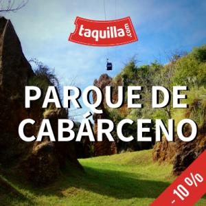 Parque de Cabárceno reserva de entradas