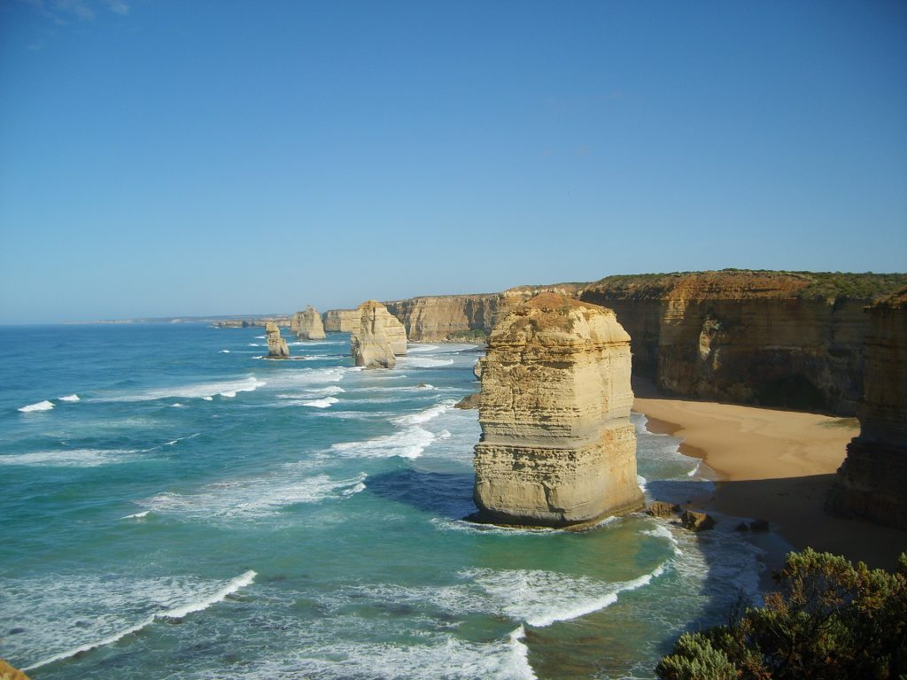 The Twelve Apostles, Parque nacional Port Campbell (Australia)